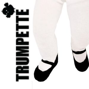 NWT Trumpette Mary Jane Tights